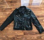 Куртки из эко кожи