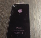 iPhone 4/4s задняя крышка