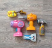 Игрушки Hasbro набор 5 шт.