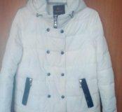 Продам белую курточку