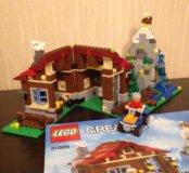 Lego Creator 31025 Домик в горах 3в1
