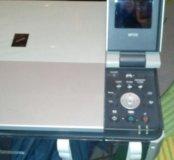 Мфу принтер копир сканер Canon