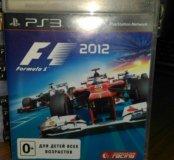 F1 для ps 3
