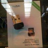 Wifi адаптер tp-link nano