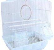 №1 Клетка для птиц фигурная