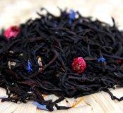 Граф орлов чёрный чай с добавками