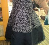 Народное платье, новое