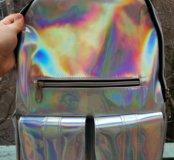 Голографический рюкзак(новый)