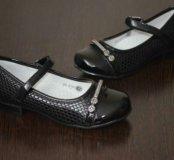 Туфли для девочек,р29,30,32