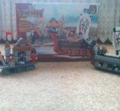 Лего пираты
