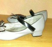 Туфли для девочки 33