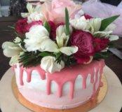 Торты. Свадебные торты.