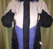 Куртка весна/осень (9 - 10 лет).