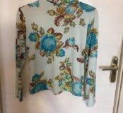 Водолазка и блузка
