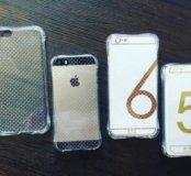 защитные чехлы на iPhone 5/5s, 6/6s