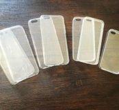 Чехлы на iPhone 4, 5/5s, 6/6s, 6plus, 7