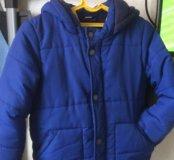 Демисезонная курточка на мальчика 4-5 лет