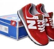 Новые кроссовки New balance 574