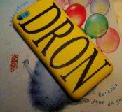 Яркий весенний чехол на айфон 5с