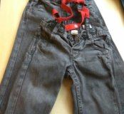 Две пары джинс от H&M 86,92 р