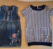 Платья на 1-2 года