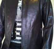 Куртка натур.кожа новая 50-52