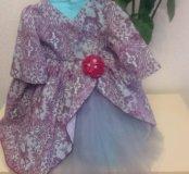 Шикарное платье 80