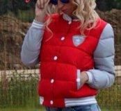 Женская весенняя куртка, бомбер