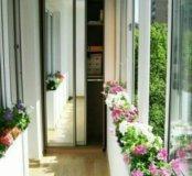 Теплая отделка балконов!!!