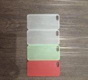 Новые чехлы на iPhone 5/5s