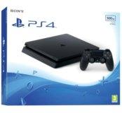 Идеальная Sony Playstation 4 Slim