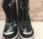 Новые Финские ботинки