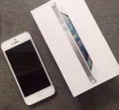 iPhone 5, Whate , 16 GB