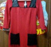 Платье размер С 42-44