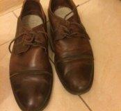 Туфли мужские р-р 41 кожа