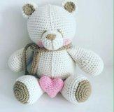 Медведь,подарок,друг, сюрприз, игрушки