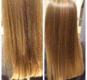 Палировка волос