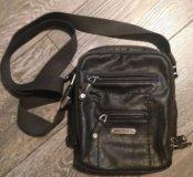 Мужская брендовая сумка из Венгрии