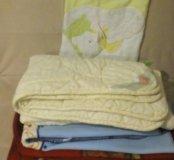 Десткое одеяло.