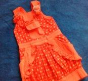 Платье 83 см.