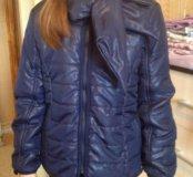 Куртка детская на девочку весна