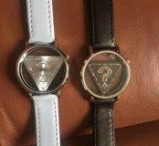 Новые часы в стиле guess