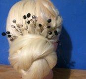 Украшение для волос ручной работы