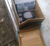 Холодильная сплит система 4 м.куб..+4С°