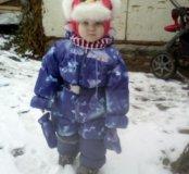 Комбинезон- зима