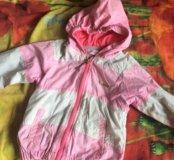 Куртка  на весну,демисезонная