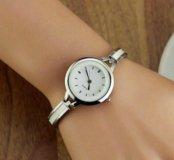 Часики под серебро