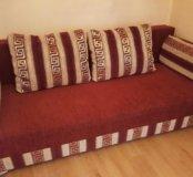 Диван-кровать (еврокнижка)