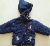 Детская куртка (весна-осень)