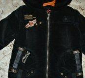 Куртка для мальчика 2-4 года